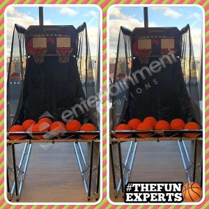 6 Player Arcade Basketball Game for hire