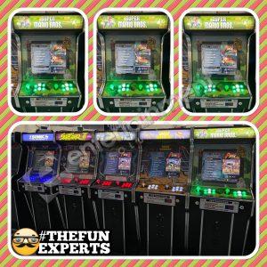 Retro Arcade Games Hire