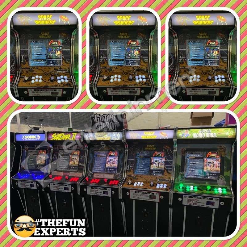 Space Invaders [Retro Arcade Game]