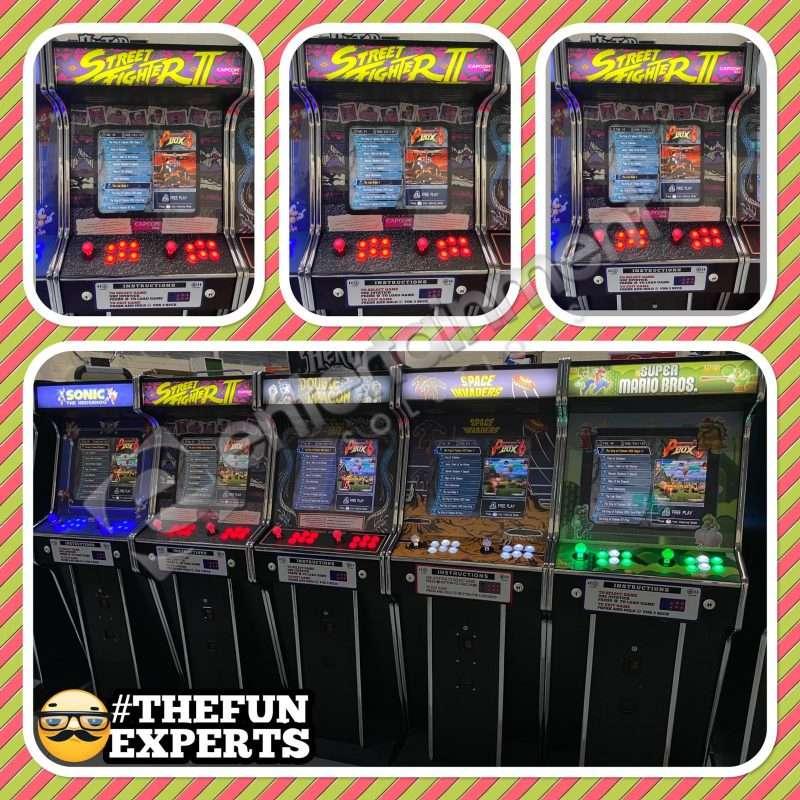 Street Fighter [Retro Arcade Game]